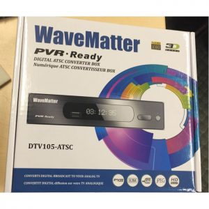 WaveMatter DTV105-ATSC HD Digital TV Tuner + PVR